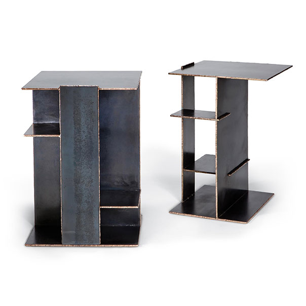 Tuell and Reynolds - Asilomar Side Table