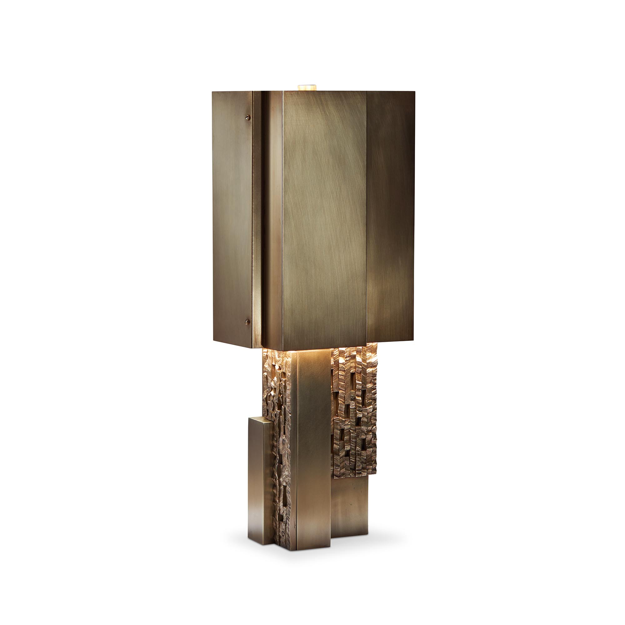 Tuell and Reynolds - Bel Air Table Lamp