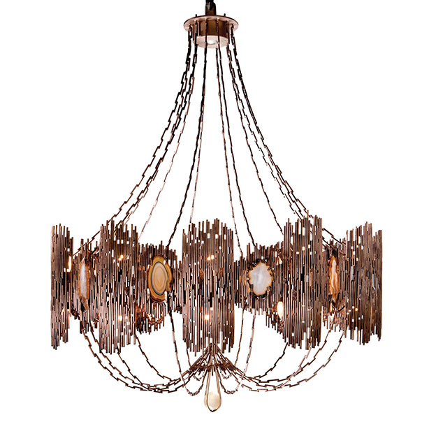 Tuell and Reynolds - Bespoke Chandelier