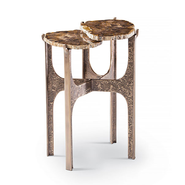Tuell and Reynolds - Cascade Accent Table