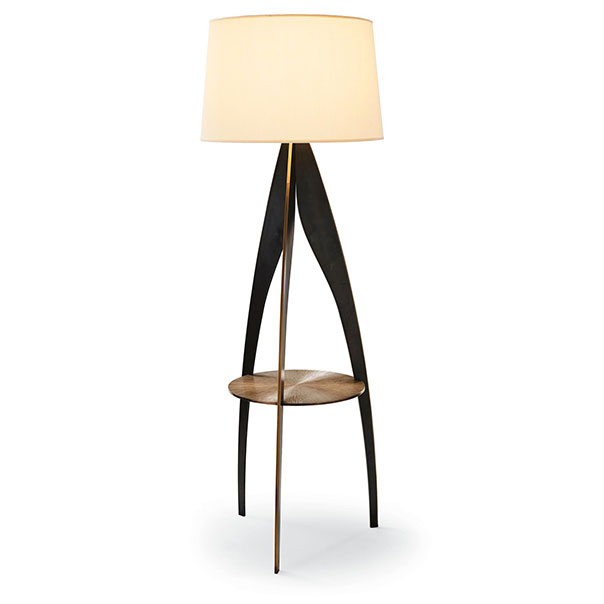 Tuell and Reynolds - Presidio Floor Lamp