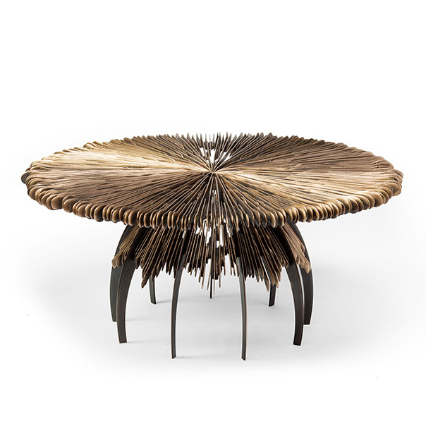 Tuell and Reynolds - Pulau Cocktail Table