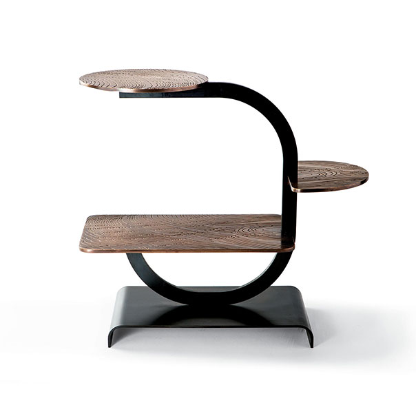 Tuell and Reynolds - Shasta Side Table
