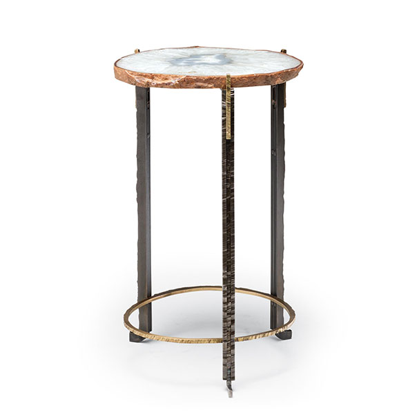 Tuell and Reynolds - Strata Accent Table