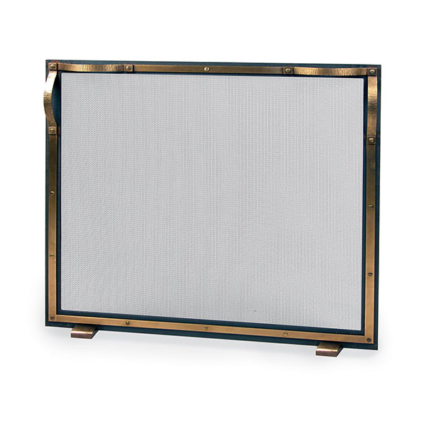 Tuell and Reynolds - Tahoe Fireplace Screen