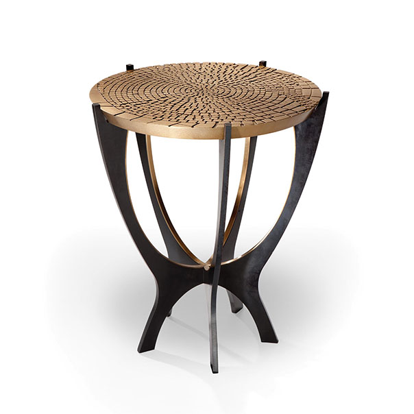 Tuell and Reynolds - Tessera Side Table