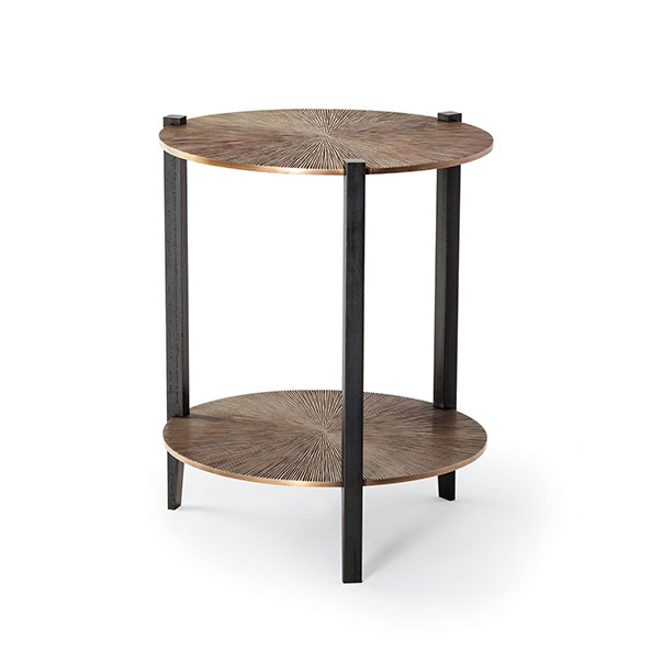 Tuell and Reynolds - Toshima Side Table