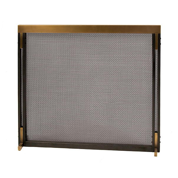 Tuell and Reynolds - Vancouver Fireplace Screen